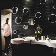 Фотография: Ванная в стиле Современный, Эклектика – фото на InMyRoom.ru