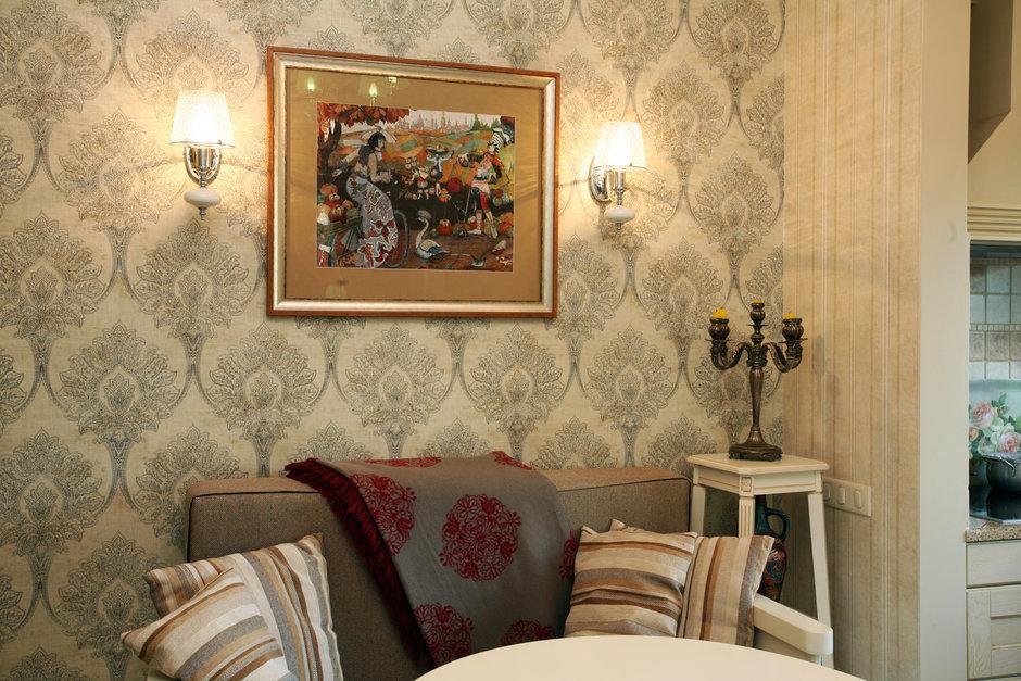 Фотография: Прочее в стиле Прованс и Кантри, Кухня и столовая, Интерьер комнат, Проект недели – фото на InMyRoom.ru