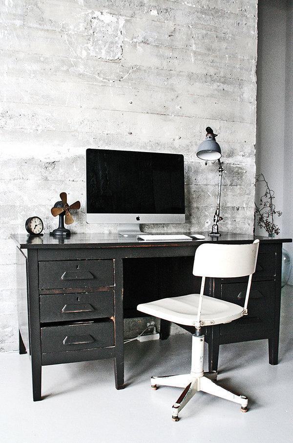 Фотография: Офис в стиле Лофт, Дизайн интерьера, Декор, Индустриальный – фото на InMyRoom.ru
