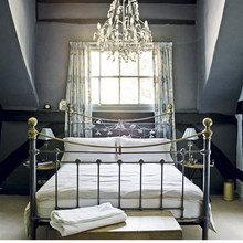 Фотография: Спальня в стиле , Декор интерьера, Мебель и свет – фото на InMyRoom.ru