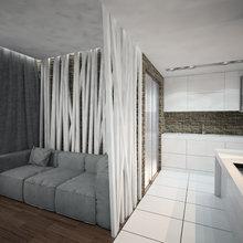 Фото из портфолио Квартира 90 кв.м. – фотографии дизайна интерьеров на InMyRoom.ru