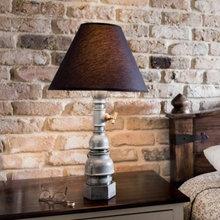 Фотография: Спальня в стиле Лофт, Современный, Скандинавский, Декор интерьера, Мебель и свет – фото на InMyRoom.ru