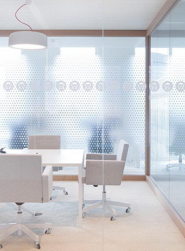 Фотография: Офис в стиле Современный, Хай-тек, Офисное пространство, Дома и квартиры, Проект недели – фото на InMyRoom.ru