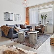 Фото из портфолио Двухкомнатная в Швеции – фотографии дизайна интерьеров на INMYROOM