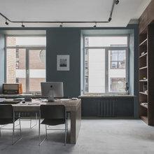 Офис дизайн-студии Nido Interiors, Artplay. Метраж 40 кв. м. Фото: Ольга Мелекесцева.