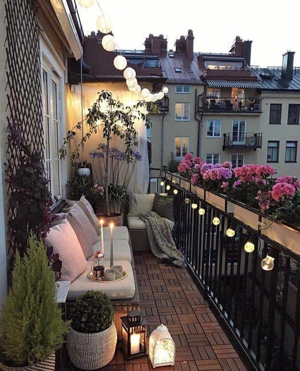 Фотография: Балкон в стиле Современный, Гид, как обустроить открытый балкон, открытый балкон, идеи для открытого балкона, как обустроить балкон, балкон в квартире – фото на INMYROOM