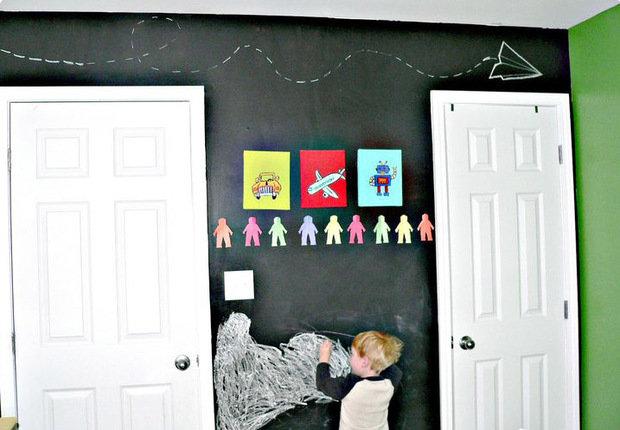 Фотография: Декор в стиле Скандинавский, Современный, Детская, Интерьер комнат – фото на InMyRoom.ru