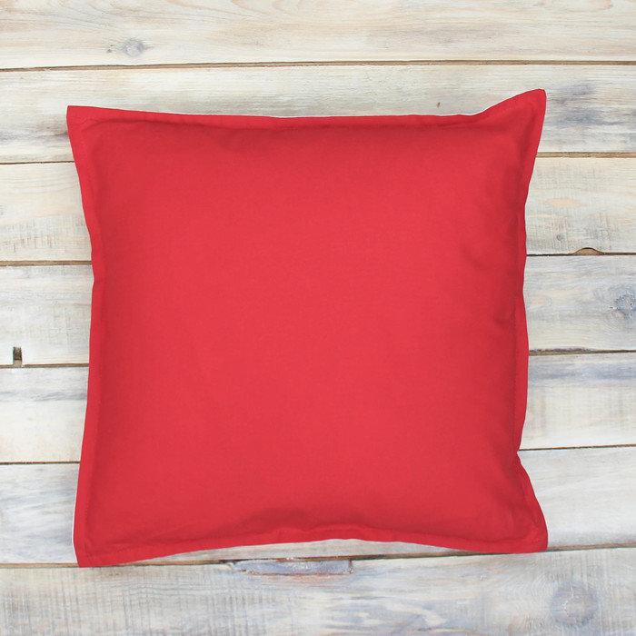 """Подушка """"Simple Red """""""