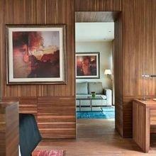 Фотография: Кабинет в стиле Современный, Дома и квартиры, Городские места, Отель – фото на InMyRoom.ru