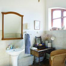 Фотография: Ванная в стиле Кантри, Классический, Скандинавский, Современный – фото на InMyRoom.ru