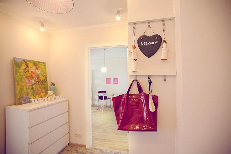 Фотография: Прихожая в стиле Современный, Малогабаритная квартира, Квартира, Дома и квартиры, IKEA, Переделка – фото на InMyRoom.ru