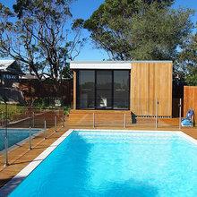 Фотография: Архитектура в стиле , Австралия, Дом и дача, до 40 метров – фото на InMyRoom.ru