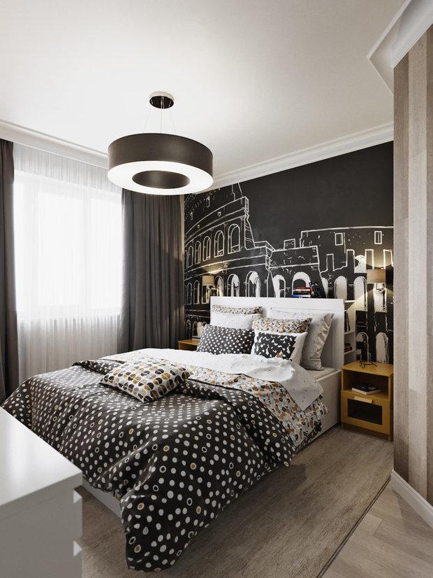 Фотография: Спальня в стиле Современный, Декор интерьера, Гид – фото на INMYROOM