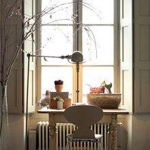 Фото из портфолио Квартира авантюрного художника в Париже – фотографии дизайна интерьеров на InMyRoom.ru