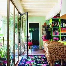 Фотография:  в стиле Эклектика, Декор интерьера, Декор дома – фото на InMyRoom.ru