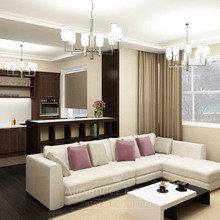 Фото из портфолио Дизайн проект квартиры на Шлепихинском шоссе – фотографии дизайна интерьеров на INMYROOM