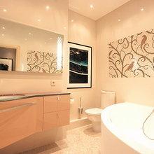 Фото из портфолио Bath Room – фотографии дизайна интерьеров на InMyRoom.ru