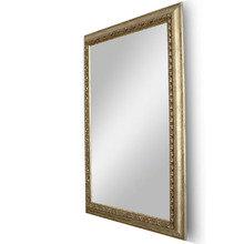 """Зеркало в коричневой декоративной раме """"Кампания"""""""
