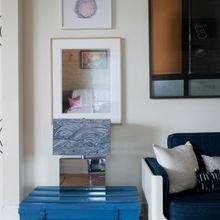 Фотография: Декор в стиле Кантри, Современный, Квартира, Дома и квартиры, Советы, Стены, Подушки, Ремонт на практике – фото на InMyRoom.ru