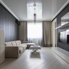 Фото из портфолио Современная квартира для молодой девушки – фотографии дизайна интерьеров на INMYROOM
