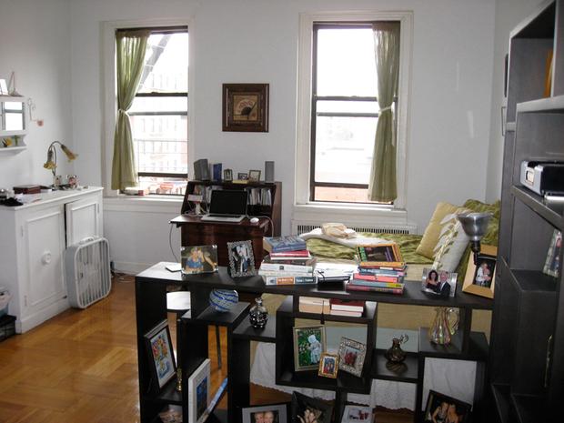 Фотография: Прочее в стиле , Малогабаритная квартира, Квартира, Дома и квартиры, Нью-Йорк – фото на InMyRoom.ru