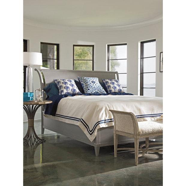 Фотография: Спальня в стиле Восточный, Дизайн интерьера, Морской – фото на InMyRoom.ru