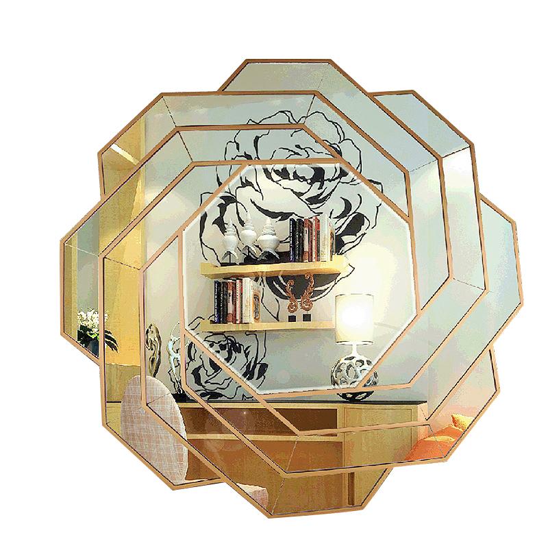 Купить Настенное зеркало Domina в раме их мдф, inmyroom, Китай