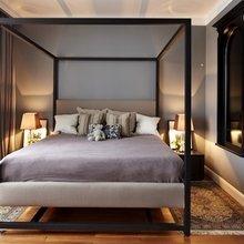 Фотография: Спальня в стиле Современный, Классический, Эклектика, Квартира, Дома и квартиры – фото на InMyRoom.ru