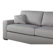 Трехместный диван BOSTON Sits серый