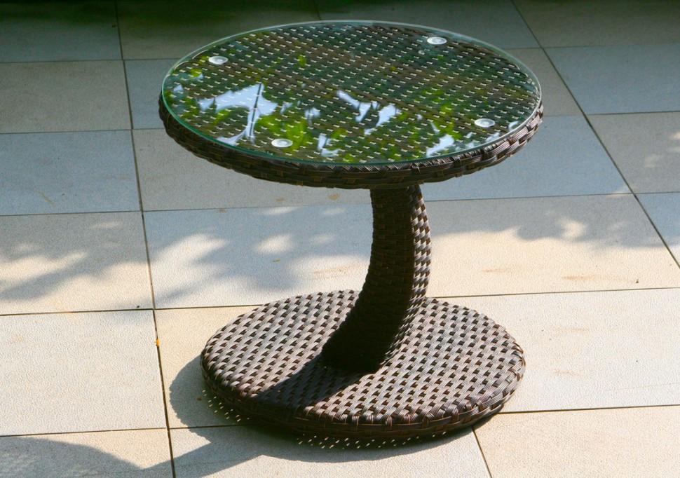 Столик из ротанга Largo