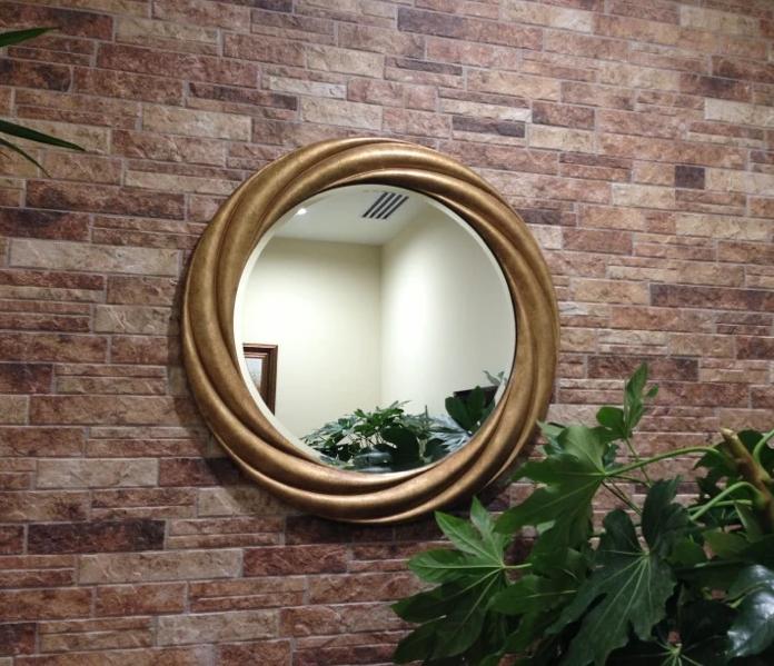 Настенное зеркало инфинити