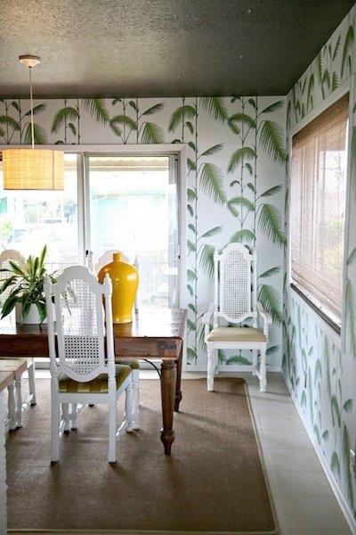 Фотография: Кухня и столовая в стиле Восточный, Декор интерьера, Декор дома, Плетеная мебель – фото на InMyRoom.ru