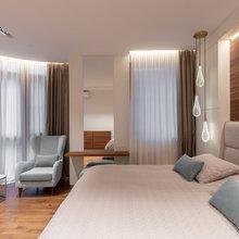 Фото из портфолио Интерьер квартиры для семьи с маленьким ребенком – фотографии дизайна интерьеров на INMYROOM