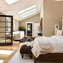 Фотография: Спальня в стиле Кантри, Декор интерьера, Дом, Дома и квартиры, Бассейн – фото на InMyRoom.ru