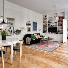 Фото из портфолио  Kungsholmstorg 14, Kungsholmen – фотографии дизайна интерьеров на INMYROOM