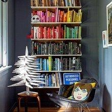 Фотография: Декор в стиле Лофт, Дом, Дома и квартиры, Нью-Йорк, Стол – фото на InMyRoom.ru