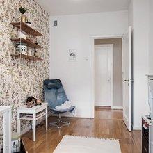 Фото из портфолио Övre Husargatan 7, Linnéstaden – фотографии дизайна интерьеров на InMyRoom.ru