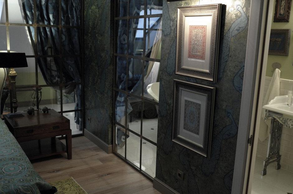 Фотография: Декор в стиле Современный, Квартира, Eichholtz, Spiridon, Дома и квартиры, Проект недели – фото на InMyRoom.ru