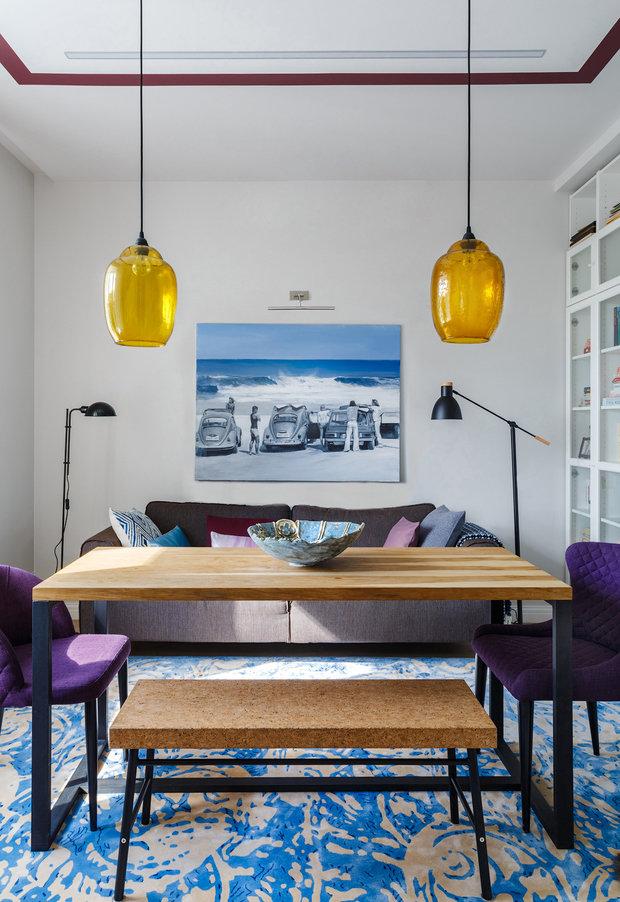 Фотография: Кухня и столовая в стиле Скандинавский, Интервью, Ирина Крашенинникова – фото на INMYROOM