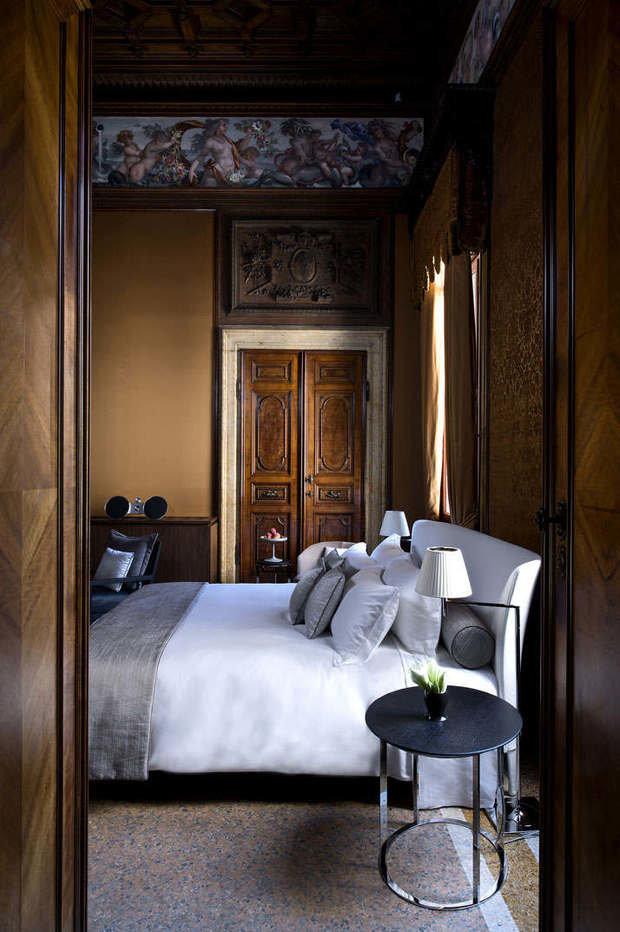 Фотография: Спальня в стиле Современный, Дом, Италия, Дома и квартиры, Отель – фото на InMyRoom.ru