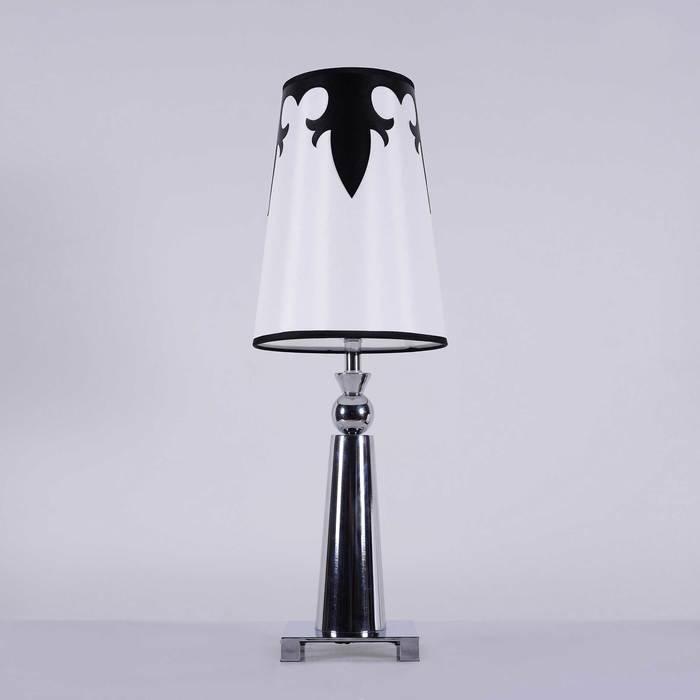 Настольный светильник Warmius Chrome