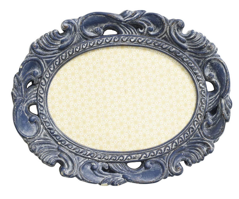 Купить Доска для заметок Baroque (синяя), inmyroom, Дания