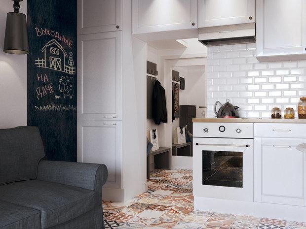 Фотография: Кухня и столовая в стиле Скандинавский, Советы, Гид, Oras – фото на InMyRoom.ru