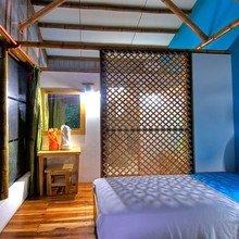 Фотография: Спальня в стиле Восточный, Дом, Дома и квартиры, Эко – фото на InMyRoom.ru