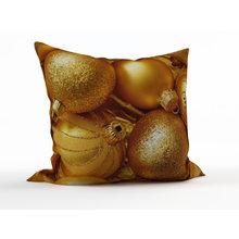 Декоративная подушка: Мерцание игрушек