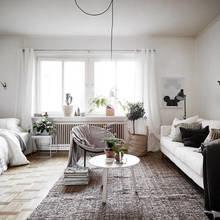 Фото из портфолио Pärlstickaregatan 3  – фотографии дизайна интерьеров на InMyRoom.ru