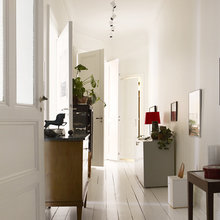 Фотография:  в стиле Скандинавский, Малогабаритная квартира, Квартира, Швеция, Дома и квартиры – фото на InMyRoom.ru