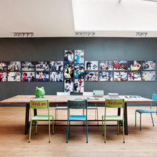 Фото из портфолио Эклектичный шарм барселонской квартиры – фотографии дизайна интерьеров на INMYROOM
