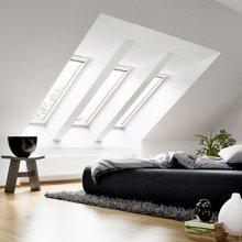 Фотография: Спальня в стиле Лофт, Классический, Скандинавский, Декор интерьера, Дом, Минимализм, Эко – фото на InMyRoom.ru