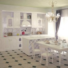 Фото из портфолио Двухэтажный коттедж – фотографии дизайна интерьеров на InMyRoom.ru